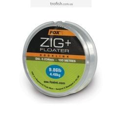 Fox Zig & Floater Hooklink  (Поводочный материал для Зиг-Риг)  CML112-CML120