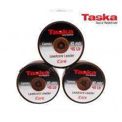 Лидкор TASKA  iCore 45lb ( Ледкор со cвинцовым сердечником) 10 м