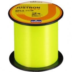 Леска Daiwa JUSTRON DPLS Yellow