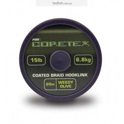 Поводковый материал  Fox  Coretex  CAC167  olive
