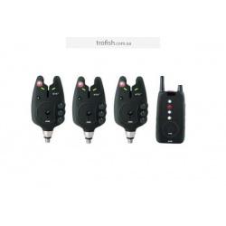 Fox  NTXR-3 ROD SET  Сигнализаторы поклевки, набор 3+1CEI098