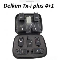Delkim Tx-i Plus 4+1 Комплект сигнализаторов