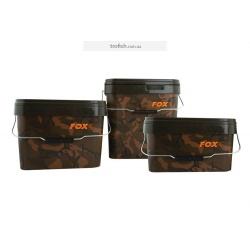 Camo Square Buckets  Ведро CBT005-CBT007