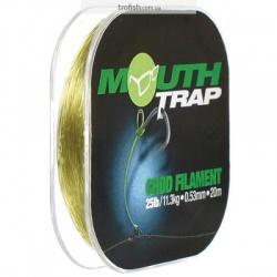 Korda  Поводковый материал  Mouth Trap