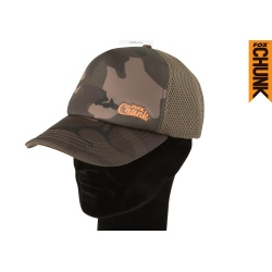 Fox Chunk Camo Mesh Back Baseball Cap Кепка   CPR599