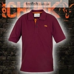 Fox CHUNK polo shirt Burgundy  Поло с воротником 	CPR581-CPR586