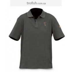 Fox Chunk  polo shirt Grey Поло с воротником  CPR587-CPR592