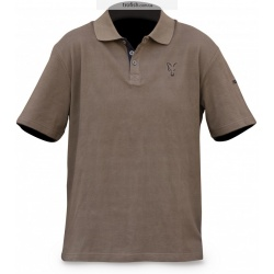 Fox CHUNK polo shirt  Khaki  Поло с воротником 	CPR593-CPR598