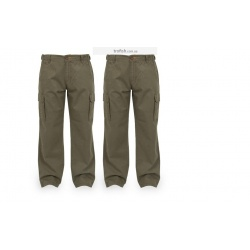 Fox Chunk  heavy twill Cargo pants Штаны 	CPR509-CPR514