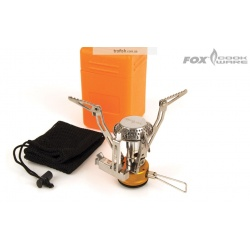 Fox Cookware Canister Stove Inc. Mesh Bag/Case  Примус газовый