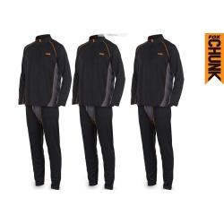Fox Chunk BaselayerSet Black/Grey Термобельевой комплект CPR462-CPR467