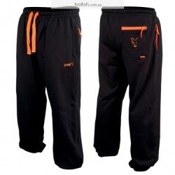 Fox Black/Orange Lightweight Joggers  Штаны CPR424-CPR429