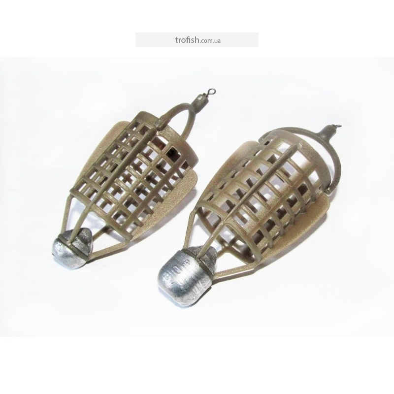 Изготовление фидерных кормушек | Готовимся к рыбалке Изготовление фидерных кормушек для