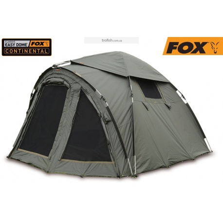 Fox  Euro Classic Easy Dome Палатка CUM165