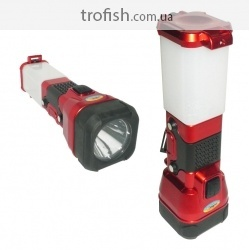 Fishing ROI  Фонарь Multi-Functional Lamp 1W Led + 6 White Led + 1 Yellow Led