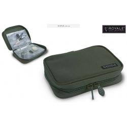 Fox Royale Stiff Rig Wallet  Кейс - поводочница с файлами CLU184-CLU185