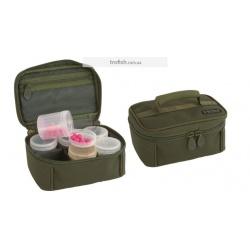 Fox Royale Dip Bag inc 6 Tubs  Кейс с баночками для рор-up, бойлов ,дипов и ликвидов  CLU177