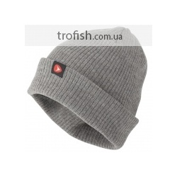 Greys  Шапка  Cotton Ribbed Beanie Grey