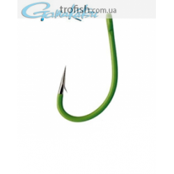 Gamakatsu 	Крючок   A1  G-Carp Camou Super green , 10шт  149086
