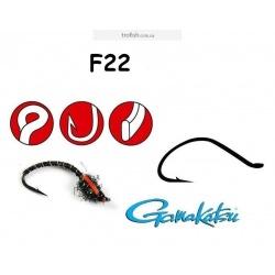 Gamakatsu  Крючок  F22  25шт  146652