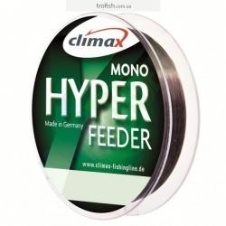 Climax  Леска фидерная    Hyper Feeder  (темно-коричневая)