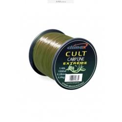 Climax  Леска  Cult  Carp Extreme Line olive