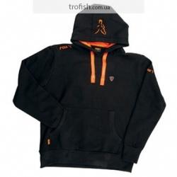 Fox Black / Orange Hoodie