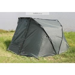Delphin Палатка+накидка  Ziper Zone 2 man