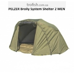 Pelzer Brolly-System-Shelter 10.000 2-Men