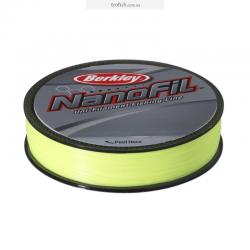 Berkley Шнур  NanoFil Chartreuse 125 m