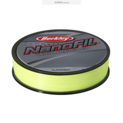 Berkley Шнур NanoFil Chartreuse 270 m