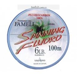 YamatoyoФлюорокарбон  Spinning Fluoro 100 m