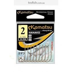 Kamatsu Крючки  Hanako   К-720     BLN