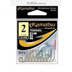 Kamatsu Крючки  Tomaru  К-002 BLN