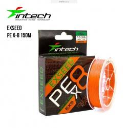 Шнур плетеный Intech Exseed PE X-8 150m