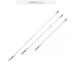 AFW Поводок плетеный (1х7) 15 см 5 кг  (2 шт\уп)