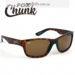 Fox Chunk Sunglasses Tortoise brown lense Солнцезащитные очки 	CSN040-CSN042