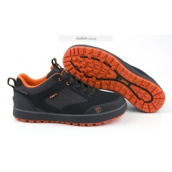 Fox black / Orange Trainers shoe