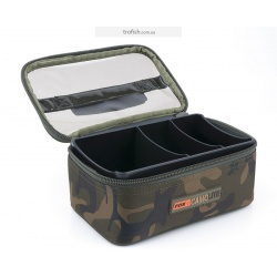 Fox Camolite Rigid lead and bits bag Кейс для грузиков 	CLU312