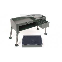 Nash Bivvy Box Table (with free medium tackle box)  Монтажный столик