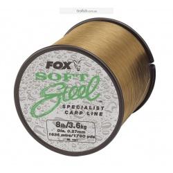Fox Soft Steel Carp Line  Леска