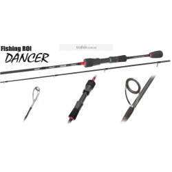 Спиннинг Fishing ROI Dancer 0.5-5 g