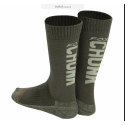Fox Chunk Thermolite Long Sock  Носки термоизоляционные