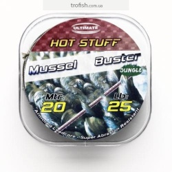 Ultimate Hot Stuff  Mussel Buster  Лидкор  20m