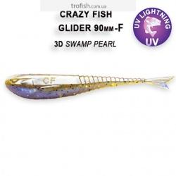 Crazy Fish Силиконовые приманки  Glider 3.5'