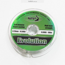 Леска Katran Evolution100 m