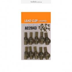 AC2043 Lead clip+stopper