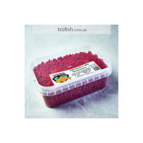 "Увлажненный пелетс метод-стик ""Аttractive mix Strawberry"" 2 мм 300 гр"