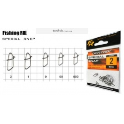 Застёжка Fishing ROI Special Snap
