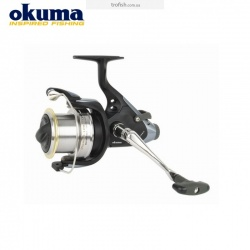 Катушка Okuma PowerLiner Baitfeeder PL-865